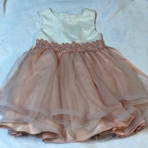 Rare editions party dress size 5